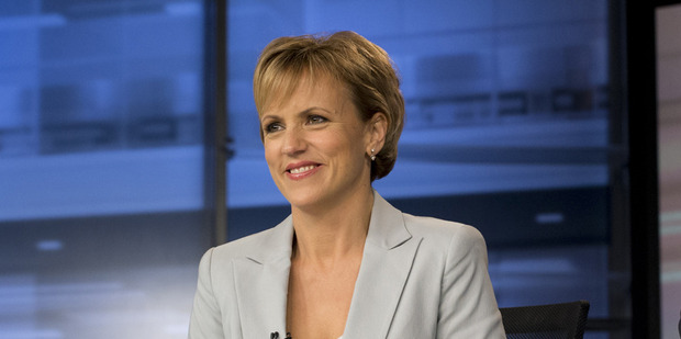Loading Hilary Barry is the latest departure of many well-regarded journalists from the company of late. Photo / Supplied