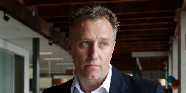 Former MediaWorks CEO, Mark Weldon. Photo / Mark Mitchell