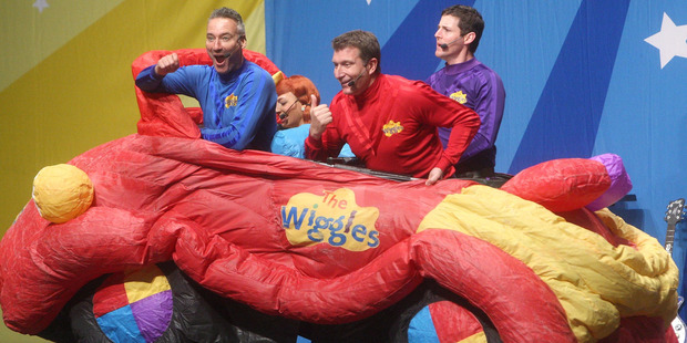 The Wiggles are on their way back to New Zealand. Photo / File