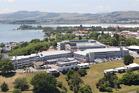 Rotorua Hospital.