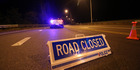 The road has been closed following the crash. Photo / File