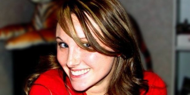 Sophie Elliott, 22, was stabbed 216 times and murdered in her own home by ex-boyfriend Dr Clayton Weatherston. Photo / Supplied