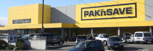 The woman was allegedly assaulted while in the upper carpark at Pak'n Save Whanganui. Photo/file