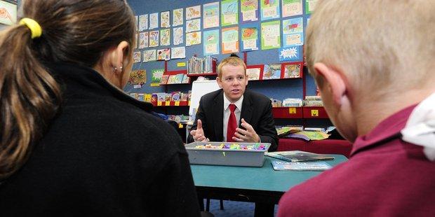 Labour's education spokesman Chris Hipkins. Photo / Supplied