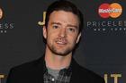 Musician Justin Timberlake. Photo / AP