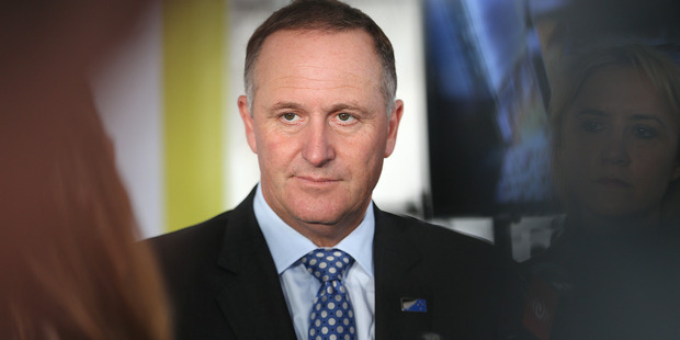 John Key said the OIO needed more resources so it could check that investors were following through with their promises. Photo / Doug Sherring