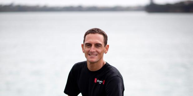 Freediver William Trubridge has broken two records in two days. PHOTO FILE