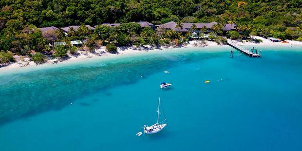 Fitzroy Island, Queensland, Australia.
