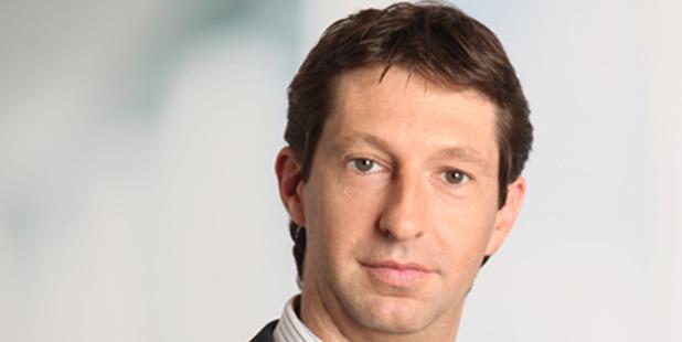 Simpson Grierson partner Richard Watts.