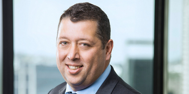 Justin Gray, New Zealand country manager for consultancy Accenture.