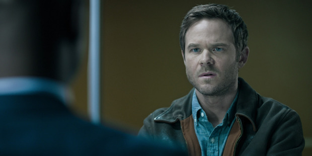 Shawn Ashmore from Xbox One game Quantum Break.