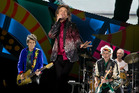 The Rolling Stones will perform at a mega concert later this year. Photo / AP