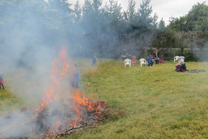 Rules applying to outdoor fires start this week.