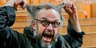 Reverend Michael Godfrey has been stood down over the 'historic matter of behaviour'. Photo / Warren Buckland