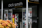 All New Zealand's Dick Smith stores are now shut. Photo / John Stone.