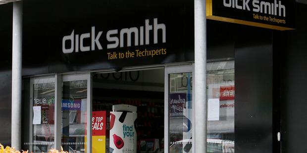 Leroy Wolland, Colliers International's Auckland-based retail leasing director, said many different types of businesses were examining leases in ex-Dick Smith stores. Photo / John Stone