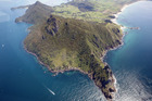 Whangarei's Bream Head Scenic Reserve. Photo / NZME.