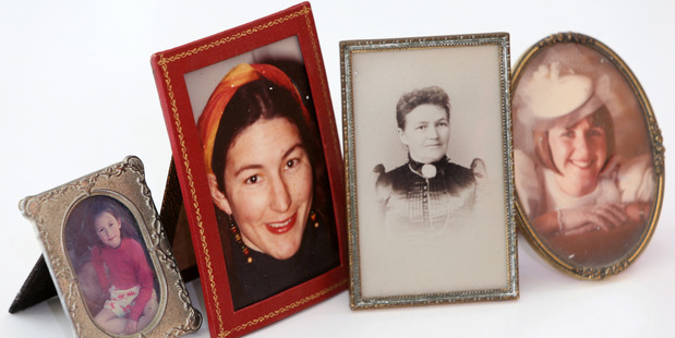FOUND: The women in these photos that were found in a box of books donated to Zonta have now been identified after an article in the Northern Advocate on Tuesday.