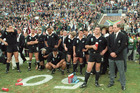 The All Blacks lost the 1995 World Cup final against the Springboks. Rory Steyn believes contaminated fluids caused the illness.
