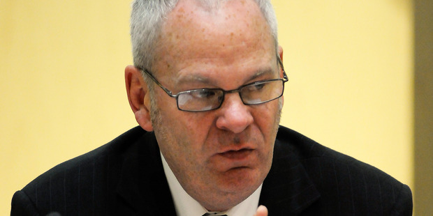 Peter Hughes will replace State Services Commissioner Iain Rennie. Photo / NZPA / Andrew Labett