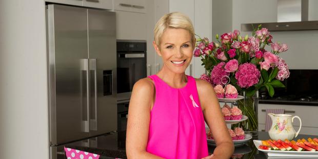 NZ Breast Cancer Foundation ambassador Lorraine Downes. Photo / File