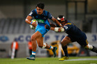 Melani Nanai returns to the No14 jersey, the only change to the Blues backline. Photo / Getty Images