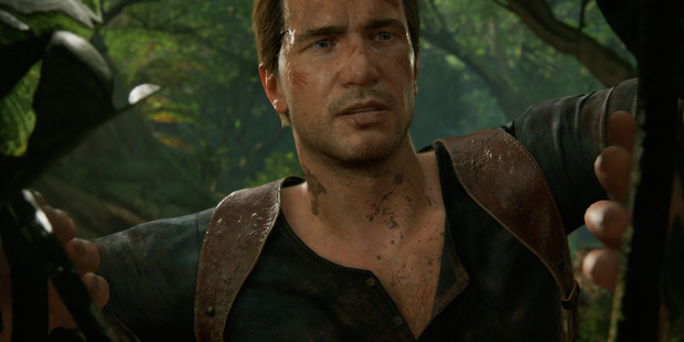 Nathan Drake is the lead character in the Uncharted video game series.