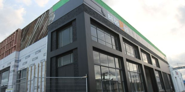 The Animates pet shop and pet warehouse on Albert St, Masterton, will open in July. PHOTO/HAYLEY GASTMEIER