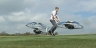 Watch: Watch: Hoverbike takes flight