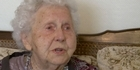 Watch: Watch: Madeline Anderson ahead of her 109th birthday