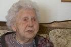 Watch: Madeline Anderson ahead of her 109th birthday