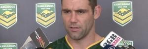 Watch: Cameron Smith on Kiwi captain Jesse Bromwich