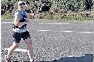 Alison King has completed four Ironman races, 11 marathons and about 15 half-marathons.