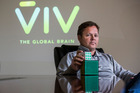 Dag Kittlaus and his team previously built Siri are now they are back at it again with Viv. Photo / Andrew Burton, The Washington Post
