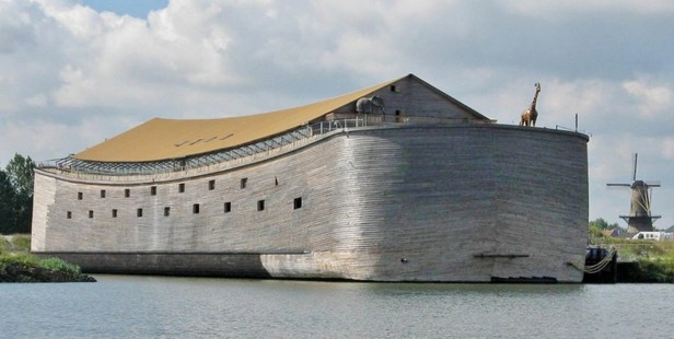 Loading The Ark of Noah founders want to sail the ship to the Rio Olympics. Photo / Ark of Noah