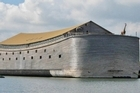 The Ark of Noah founders want to sail the ship to the Rio Olympics.