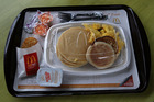 McDonald's trialled all-day breakfasts in six restaurants over the past year. Photo / Getty Images