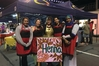 Rotorua Henna Ladies at the Night Market (from left): Nicole Pakau, Laleyna Vail, Heather Vail, Sandeep Kaur and Sonia Mozahid.