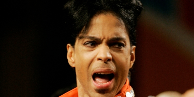 Prince's sudden death has left his full and half-siblings and assorted 'love child' claimants facing years of court battles. Photo / AP