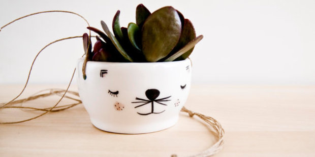 You can't call yourself a cat-lover if you don't have these items in your home. Photo / Etsy