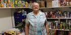 Elva says farewell to the Foodbank