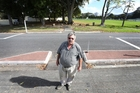 Pat Newman said the biggest school crossing problem at Hora Hora Primary School is the driving behaviour of a few parents. Photo / Michael Cunningham