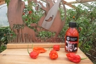 Fire Dragon Chillies from Hokianga has won the 2016 World Hot Sauce Award.