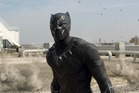Black Panther will be this era's first black superhero to command his own franchise film. Photo / Marvel