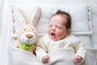 For the first time, since he was born, he slept longer than four hours. Photo / Getty Images