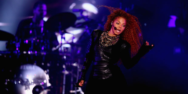 Janet Jackson. Photo / Getty Images