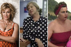 From Cheryl West, Shortland Street's Marj and Camp Mother, these are some of our all-time favourite screen mums. Photo / NZOS