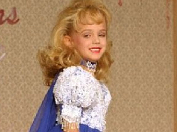 The body of JonBenet was found bludgeoned and strangled in her basement on December 26 1996.