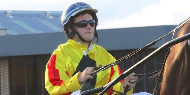 Kiwi racer Nathan Purden