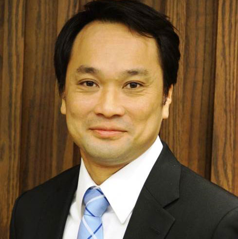 Raymond Yeung.